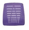 Opěrák k židli a křeslu Taylor, fialový