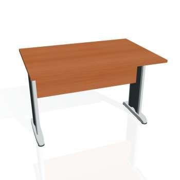 Jednací stůl Hobis CROSS CJ 1200, třešeň/kov