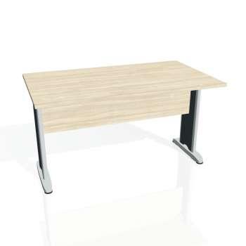 Jednací stůl Hobis CROSS CJ 1400, akát/kov