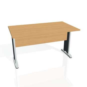 Jednací stůl Hobis CROSS CJ 1400, buk/kov