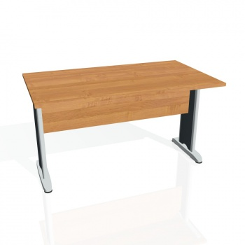 Jednací stůl Hobis CROSS CJ 1400, olše/kov