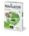 Ekologický papír Navigator Eco-Logical A4 - 75 g/m2, CIE 169, 500 listů