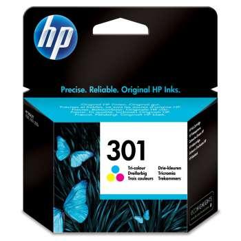 Cartridge HP CH562EE/301 - tříbarevná