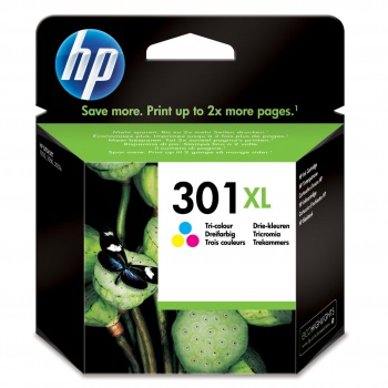 Cartridge HP CH564EE/301XL - 3 barvy