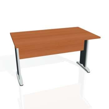 Jednací stůl Hobis CROSS CJ 1400, třešeň/kov