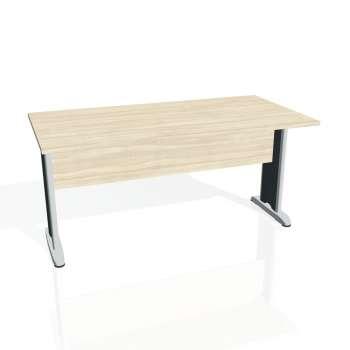 Jednací stůl Hobis CROSS CJ 1600, akát/kov