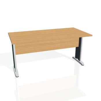 Jednací stůl Hobis CROSS CJ 1600, buk/kov