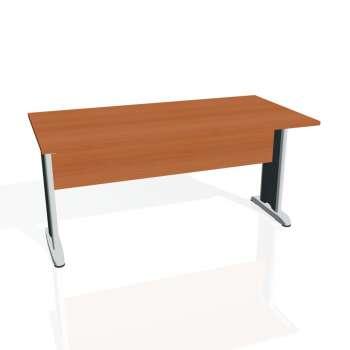 Jednací stůl Hobis CROSS CJ 1600, třešeň/kov