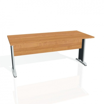 Jednací stůl Hobis CROSS CJ 1800, olše/kov