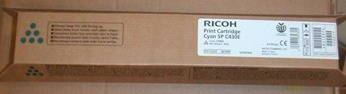 Kazeta tonerová Ricoh Type SP C430E, azurová