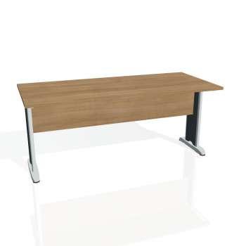 Jednací stůl Hobis CROSS CJ 1800, višeň/kov