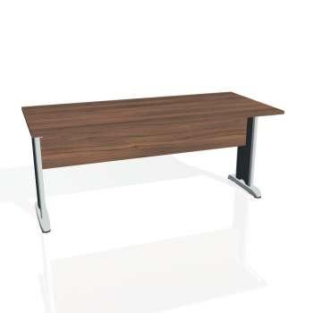 Jednací stůl Hobis CROSS CJ 1800, ořech/kov