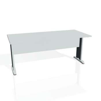 Jednací stůl Hobis CROSS CJ 1800, šedá/kov