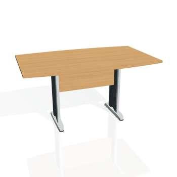 Jednací stůl Hobis CROSS CJ 150, buk/kov
