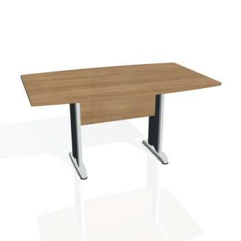 Jednací stůl Hobis CROSS CJ 150, višeň/kov