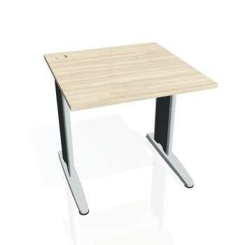 Psací stůl Hobis FLEX FS 800, akát/kov