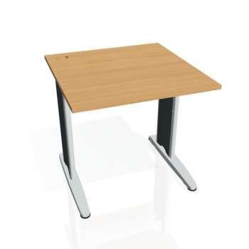 Psací stůl Hobis FLEX FS 800, buk/kov