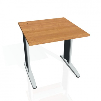 Psací stůl Hobis FLEX FS 800, olše/kov