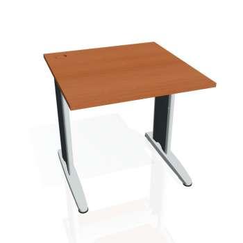 Psací stůl Hobis FLEX FS 800, třešeň/kov