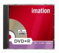 DVD+R Imation, standard box 10 ks