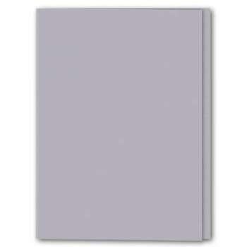 Prešpánové desky bez chlopní Office Depot - A4 - šedé, 100 ks