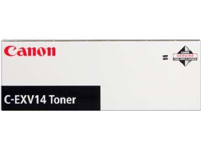 Toner Canon C-EXV14 - černý
