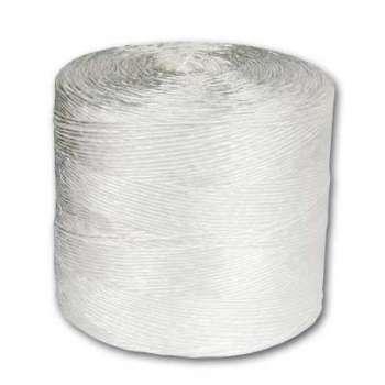Umělý motouz - bílý 2 kg, návin 1000 m