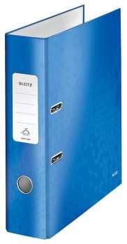 Pákový pořadač Leitz 180° WOW, A4, modrý