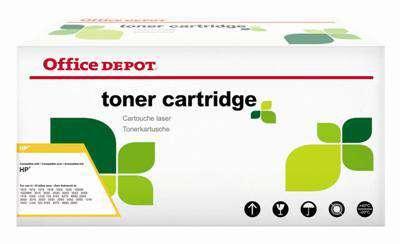 Toner Office Depot CE263A - purpurový