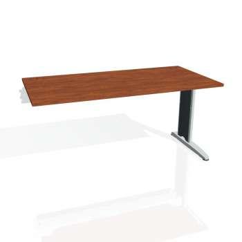 Psací stůl Hobis FLEX FS 1600 R, calvados/kov