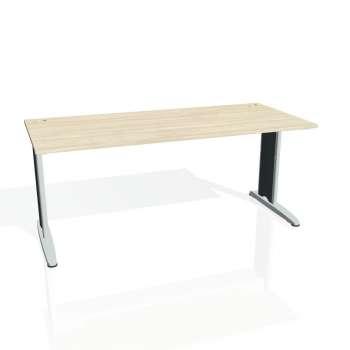 Psací stůl Hobis FLEX FS 1800, akát/kov