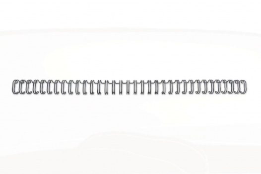 Drátěné hřbety GBC Wire 3:1, průměr 7,9 mm, 100 ks