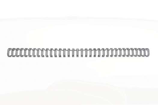 Hřbety GBC drátěné Wire 3:1, průměr 9,5 mm, 100 ks