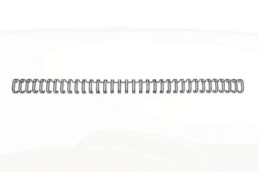 Drátěné hřbety GBC Wire 3:1, průměr 14,3 mm, 100 ks