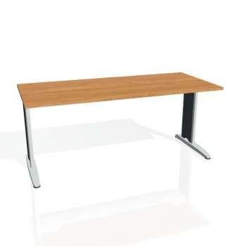 Psací stůl Hobis FLEX FS 1800, olše/kov