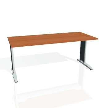 Psací stůl Hobis FLEX FS 1800, třešeň/kov
