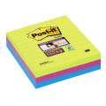 Samolepící bločky Post-it Super Sticky - mix barev