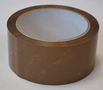 Balicí páska standardní - hnědá, 48 mm x 66 m, 1 ks