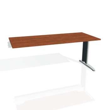 Psací stůl Hobis FLEX FS 1800 R, calvados/kov