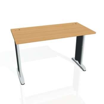 Psací stůl Hobis FLEX FE 1200, buk/kov
