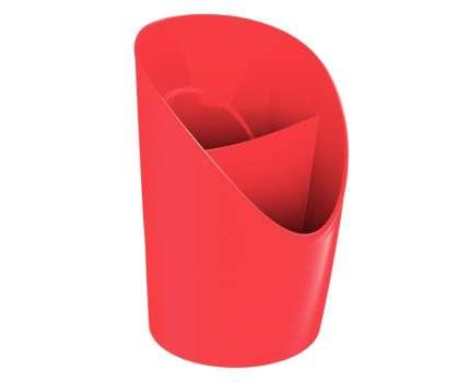 Stojánek na tužky Esselte VIVIDA, červená
