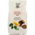Fair Trade BIO sušenky - čokoláda a pomeranč, 125 g