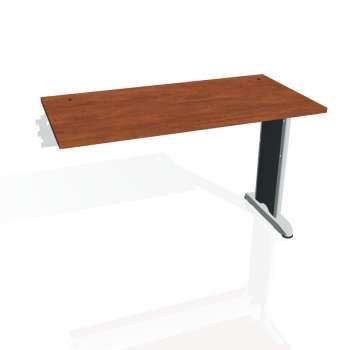 Psací stůl Hobis FLEX FE 1200 R, calvados/kov