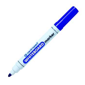 Popisovač na bílé tabule Centropen 8559 - modrý, kulatý hrot