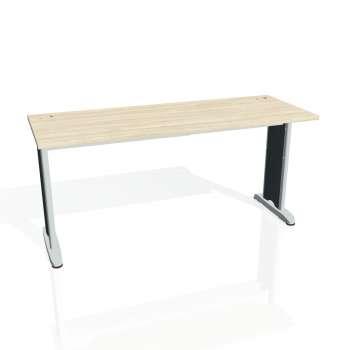 Psací stůl Hobis FLEX FE 1600, akát/kov
