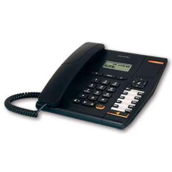 Stolní telefon Alcatel Temporis 580 - černá