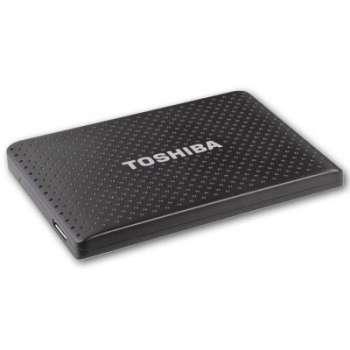 """Externí harddisk Toshiba Stor.e Partner - 2,5"""", 1 TB, černá"""