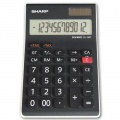 Stolní kalkulačka Sharp EL-124 TWH