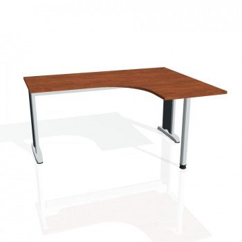 Psací stůl Hobis FLEX FE 60 levý, calvados/kov
