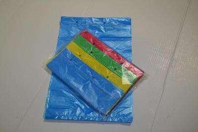 Svačinový sáček - 25,0 x 35,0 cm, 4 barvy